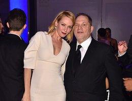 Další oběť úchyla Weinsteina: Uma Thurman je ráda, že teď trpí on! Rychlou kulku si nezaslouží, napsala