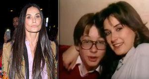 Demi Moore líbala puberťáka! Je snad sexuální predátorka jako Weinstein?