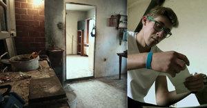 Michal (19) z Mise nový domov: Ozvala se mu matka, která ho v 6 týdnech chtěla prodat! Proč?