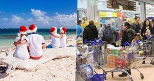 Češi utíkají vánočnímu shonu: Míří na pláže do Emirátů i Ománu