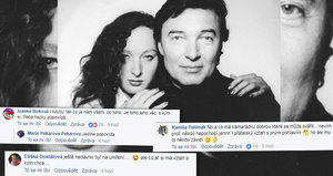 Karel Gott a jeho tajná přítelkyně Alice: Co na to říkají fanynky?