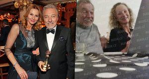 Karel Gott a jeho utajovaná láska Alice: Ještě nedávno spolu byli šťastní...