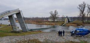 Pád trojské lávky: Nebyla v dobrém stavu. V Praze jsou další nebezpečné mosty