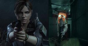 Masakr na moři plný vyhřezlých vnitřností! Recenze Resident Evil Revelations pro Switch