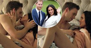 Žhavá snoubenka Harryho Meghan Markle v posteli: Tomu je konec!