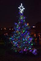 Praha 22 letos oslavuje Vánoce třemi stromky. Nově se dočkaly i Pitkovice