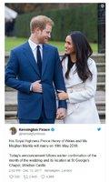 Svatba prince Harryho a Meghan bude skvělý byznys: Vydělá přes 14 miliard!