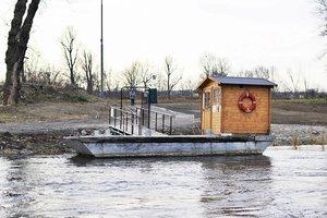 Provoz přívozu v Troji je opět obnoven. Vltava se uklidnila, přepravil už šest tisíc lidí
