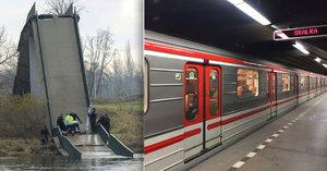 """Příprava """"déčka"""", nový most přes Vltavu i komunální volby: Co čeká Prahu v roce 2018?"""