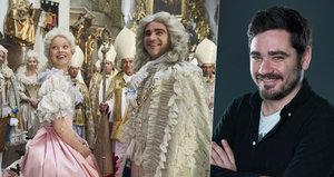 Vojta Kotek (30) přiznal: Při natáčení Marie Terezie jsem ztloustl!