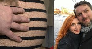 Moderátor Hauptvogel se raduje: S manželkou čekají vytoužené miminko!