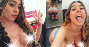 Pornohvězda na neschopence! Modelka, která slíbila sex tisícům mužů, zrušila svou kuřáckou tour