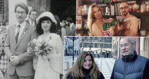 Ivana a Pavel z Manželských etud: Těší se z dalšího vnoučete!