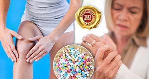 Skandální výsledky testu: Kloubní výživa? Vyhozené peníze!