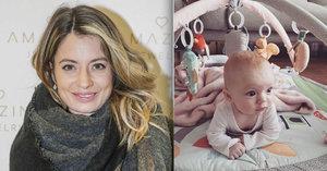 Moderátorka Novy Němcová přiznala, jaká je máma! Co v těhotenství zanedbala?
