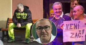 Martin Zounar po návratu z léčebny září v divadle: Už je všechno dobrý!