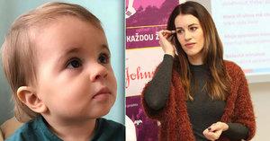 Maminka Lucie Křížková: Proč otálela s očkováním dcery?