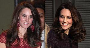 Těhotná vévodkyně Kate: Kvůli rakovině přišla o vlasy! Svět jí tleská