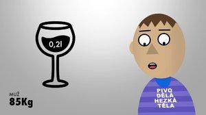 Dám si jenom jedno a jdu! Za jak dlouho z vás vyprchá pivo či dvojka vína? Přehled odbourání zlatavého moku, vína i tvrdého chlastu