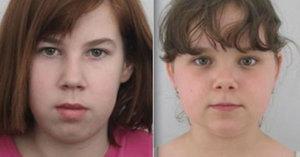 Notorické útěkářky zmizely při procházce v Praze 4, je jim teprve 14. Viděli jste je?