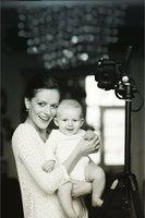 Andrea Kerestešová: Pět měsíců po porodu poprvé ukázala tvář synka!