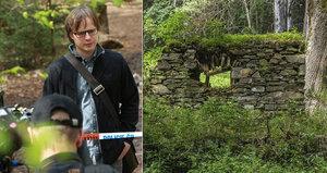 Tajemné ruiny ze seriálu Vzteklina: Němka zde po 62 letech našla poklad ukrytý její maminkou