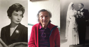 Vlastimila z Prahy letos oslaví 100 let: Tatínka věznili nacisté, životní lásku poznala na dovolené v Jugoslávii
