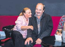 Skromné sedmdesátiny Jany Preissové: Gratulace v posteli!