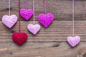 Zamilované valentýnské dekorace: Inspirujte se a vyrobte si je za pár korun!