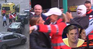 Daniel Dangl z Partičky: Pokrytý obvazem děsil lidi na ulici!