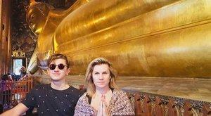 Machálková se synem dva roky po smrti Šípka (†66): Odjeli vzpomínat do Thajska!
