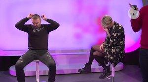 Skandál ve vysílání: Kristelová přerušila natáčení a Řepka utekl ze studia!