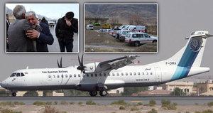 Dopravní letadlo se zřítilo v horách. Mrtvých je nakonec 65