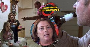 Šokující Výměna manželek: Opileckou agresi odnesly děti!