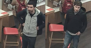 Na obsluhu vyzráli, na kamery ne: Dva mladíci ukradli v Praze 9 z kasy osm tisíc, hledá je policie