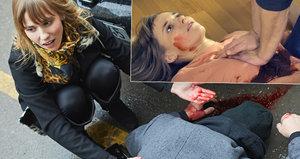 Hvězda Ulice Vaculíková: Odskočila si do jiného seriálu a hned ji zavraždili!