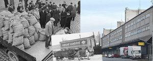 Nákladové nádraží Žižkov slaví 82 let: Kdysi zásobovalo celou Prahu, ta z něj chce vytvořit kulturní centrum
