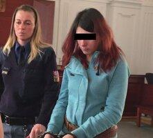 Soud s matkou-vražedkyní: Lékařky myslely, že je dítě v pořádku, Pavlík přitom umíral