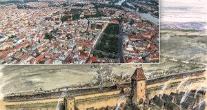 Nové Město pražské slaví 670 let: Mohlo stát i na Letné, jeho vznik provázela podivná nařízení Karla IV.