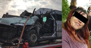 Vozíčkářka Hedvika (†40) vjela pod kamion: Máma dvou chlapců byla na cestě do školky