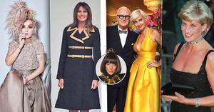 Dražba parády lady Di, Melanie Trump a spol.: Zúčastnit se můžete i vy!