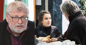 Zoufalý reportér Klíma: Zrušili mu seriál s Bartoškou! Proč?!