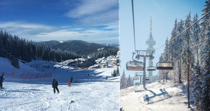 Bulharsko není jen léto a moře: Užijete si tu i levnou a skvělou lyžovačku!