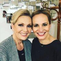 Celebrity na síti: Absolonová s Vondráčkovou, fashion week a ceny Anděl