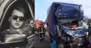 Tragická smrt hudebníka Daniela (†25): Vášeň pro auta se mu stala osudná. Zemřel při autonehodě