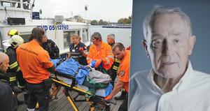 Jan Tříska (†80) znovu ožil! Na dojemných záběrech vzpomíná na emigraci