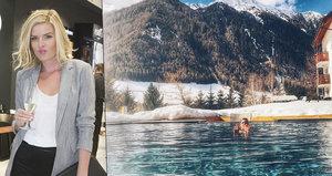Další vtípek Nikol Štíbrové: 8 měsíců po porodu v plavkách, ale…
