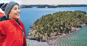 Finský ostrov amazonek: Mužům vstup zakázán!