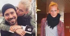 Modelka Zuzana Stráská čeká dítě! Jsem skoro v pátém měsíci, přiznala šťastně