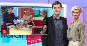 Moderátor Snídaně, který žertoval o uhořelých dětech: Ostře ho odsoudil i kolega!